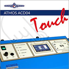ATMOS GSE Holzvergaser (DC18GSE, DC22GSE, DC25GSE, DC30GSE, DC40GSE, DC50GSE) - Bild mit Feuer