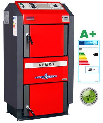 ATMOS Generalvertrieb & Kundendienst - ATMOS Zentrallager GmbH