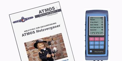 Anleitung zur Abgasmessung für ATMOS Holzvergaser