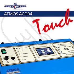 Die neue Touch-Regelung ACD04
