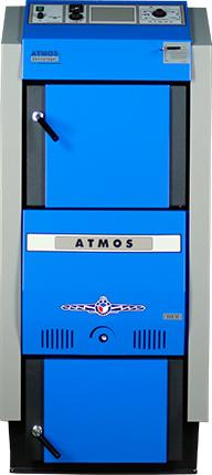 ATMOS GSX Holzvergaser (GSX50 und GSX70) - Imagebild frontal
