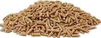 Pellets - der Brennstoff für die ATMOS Pelletkessel