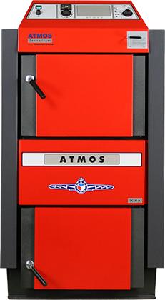 ATMOS SE Holzvergaser - ATMOS DC30SE - Imagebild frontal