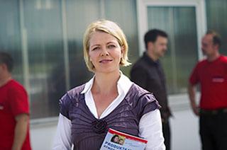 ATMOS Schulung - Ansprechpartner Anke Rentsch