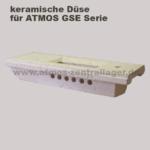 Düse für ATMOS GSE Holzvergaser DC0125, DC0121, DC0177, DC0176, DC0132