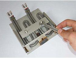ATMOS pneumatische Brennerreinigung Einbauanleitung