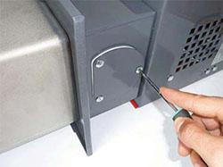 ATMOS - PBR Pneumatische Brennerreinigung Umbauanleitung