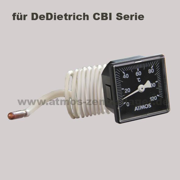 Thermometer S0041 für DeDietrich CBI Serie