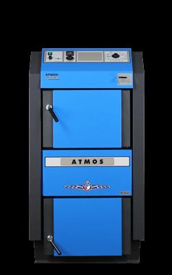 ATMOS GSE Holzvergaser - ATMOS Zentrallager GmbH
