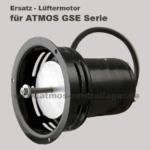 Lüftermotor S0131 für ATMOS GSE Holzvergaser