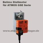 Belimo Stellantrieb für ATMOS GSE Holzvergaser P0086