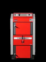 ATMOS RS Holzbrikettvergaser DC24RS und DC30RS - Imagebild