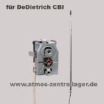 Rauchgasthermostat 2 für DeDietrich CBI Holzvergaser