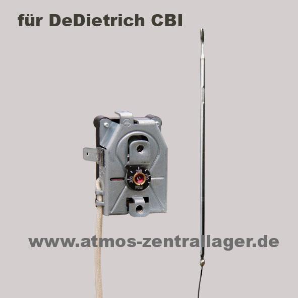 ATMOS Rauchgasthermostat 2 für DeDietrich CBI- S0020