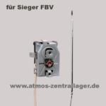 Rauchgasthermostat 2 für Sieger FBV Holzvergas