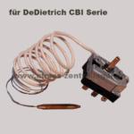 Kesselthermostat für DeDietrich CBI Holzvergaser
