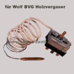 Kesselthermostat für Wolf BVG Holzvergaser