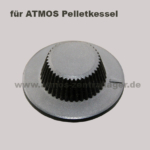 Rädchen für Thermostat für ATMOS Pelletkessel / Rädchen für Thermostat für ATMOS DP Pelletkessel