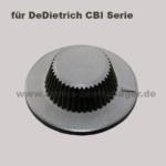 Rädchen für Thermostat für DeDietrich CBI Holzvergaser