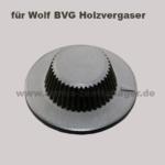 Rädchen für Thermostat für Wolf BVG Holzvergaser