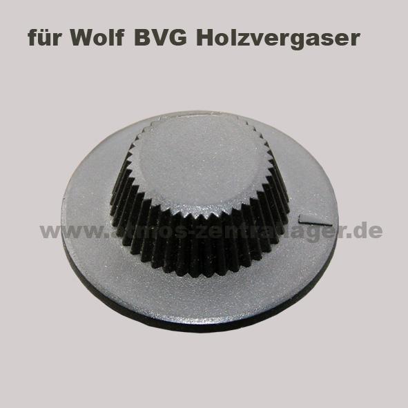 Rädchen für Thermostat S0032 für Wolf (ATMOS) Holzvergaser