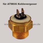 Ladepumpenthermostat für ATMOS KC Kohlvergaser KC16S, KC25S, KC35S, KC45S