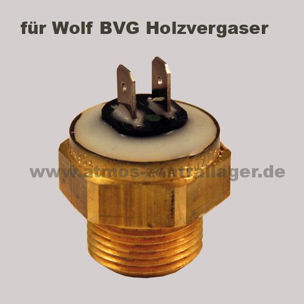 S0053 Ladepumpenthermostat für Wolf BVG Holzvergaser