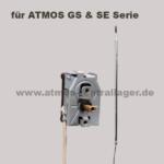 Rauchgasthermostat für ATMOS GS Holzvergaser S0031 / Rauchgasthermostat für ATMOS SE