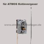 Rauchgasthermostat für ATMOS KC Kohlevergaser