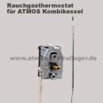 Rauchgasthermostat für ATMOS GSPL Kombikessel / Rauchgasthermostat für ATMOS SPL