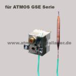 STB Sicherheitsthermostat S0061 für ATMOS GSE Holzvergaser