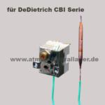 STB Sicherheitsthermostat für DeDietrich CBI Holzvergaser