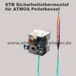 STB Sicherheitsthermostat für ATMOS Pelletkessel / STB Sicherheitsthermostat für ATMOS DP Pelletkessel