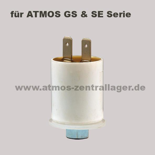 Kondensator für Lüftermotor der ATMOS Heizkessel