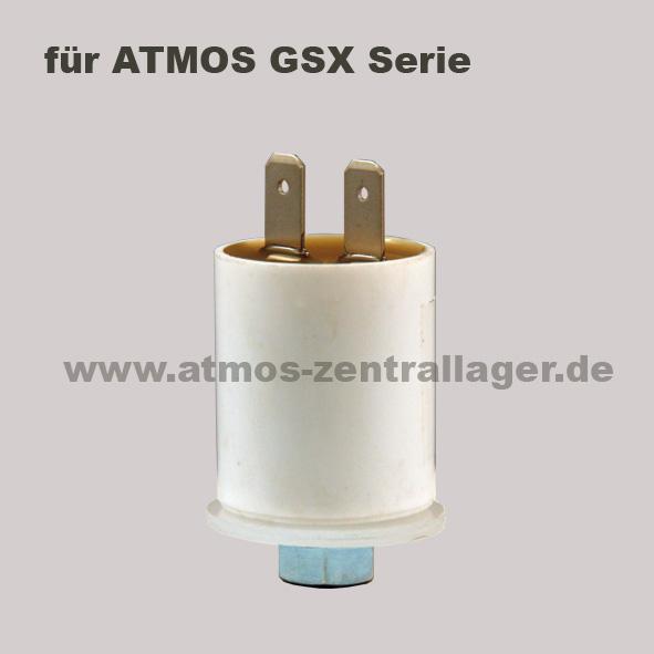Kondensator für Lüftermotor der ATMOS Heizkessel der GSX Serie