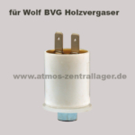 Kondensator für Lüftermotor für Wolf BVG Holzvergaser