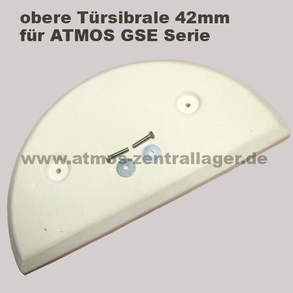 obere Türsibrale 42mm für ATMOS Heizkessel