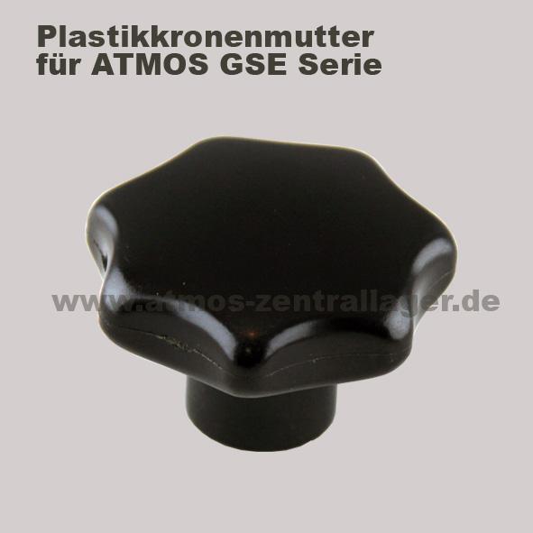 Plastikkronenmutter für ATMOS GSE Holzvergaser