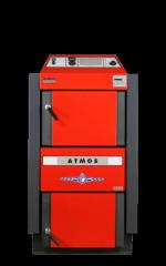 ATMOS SE Holzvergaser - ATMOS DC30SE -Imagebild von vorn