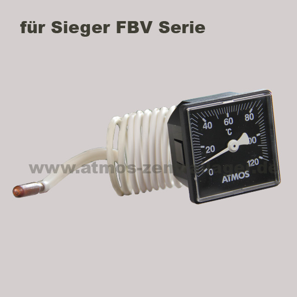 Thermometer S0041 für ATMOS Heizkessel
