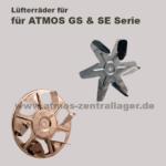 Lüfterrad für ATMOS GS / Lüfterrad für ATMOS SE