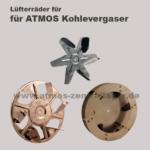 Lüfterrad für ATMOS KC Kohlevergaser