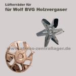 Lüfterrad für Wolf BVG