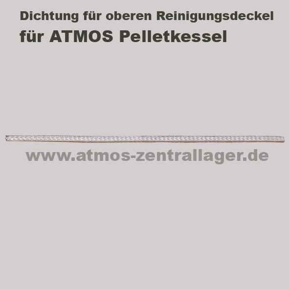 Dichtung für oberern Reinigungsdeckel für ATMOS Pelletkessel
