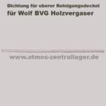 Dichtung für oberen Reinigungsdeckel für Wolf BVG