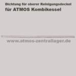 Dichtung für oberen Reinigungsdeckel für ATMOS GSPL / Dichtung für oberen Reinigungsdeckel für ATMOS SPL