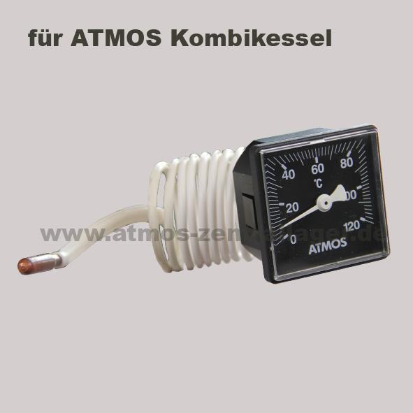 Thermometer S0041 für ATMOS Kombikessel