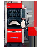 ATMOS P80 Pelletkessel Imagebild