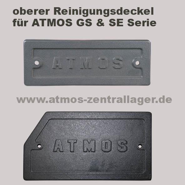 oberer Reinigungsdeckel für ATMOS Holzvergaser der GS Serie