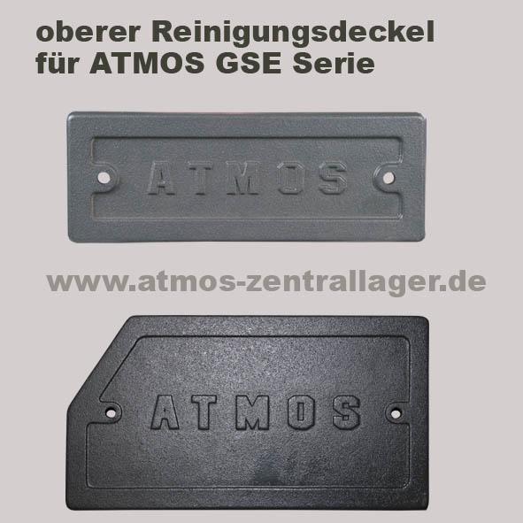 oberer Reinigungsdeckel für ATMOS Holzvergaser